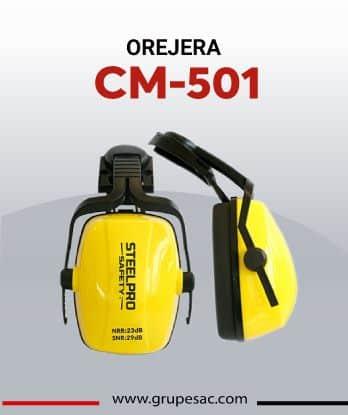 OREJERA-CM-501-2